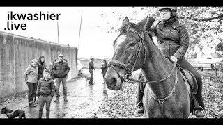 Sint-Hubertusviering met dierenzegening in Stoeterij Gravenbos - ikwashier.live in Humbeek