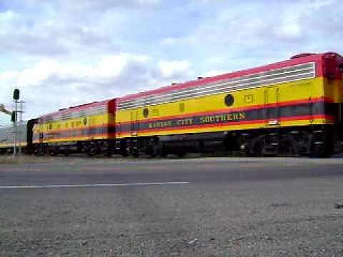 KCS Holiday Express 2008 in Greenville, Tx. 12/05/2009 ©