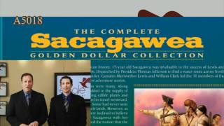 Sacagawea Golden Dollar Collection