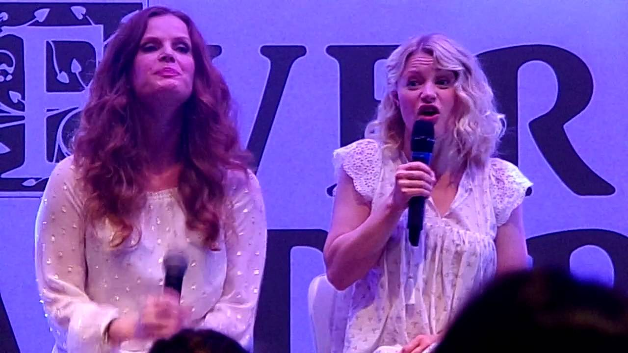 Download Bex being overprotective of Emilie when she was pregnant