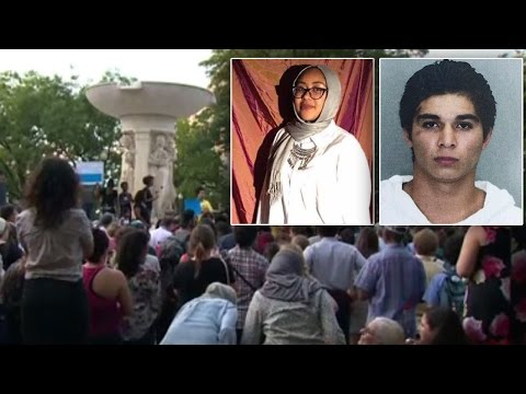 Thumbnail: Vandal Sets Fire to Memorial for Murdered Muslim Teen: Cops