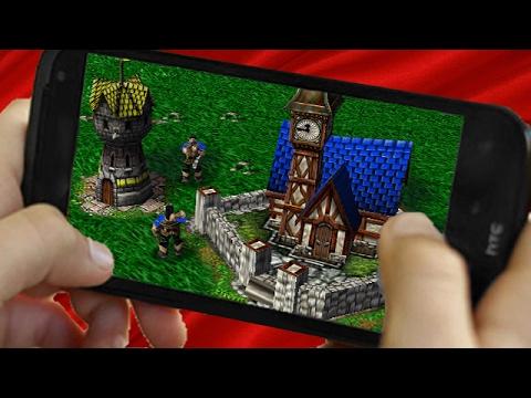 видео: Пиратский warcraft 3 на телефоне?