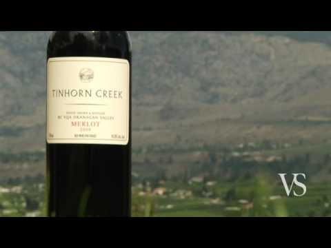 BC Winegrowers - Tinhorn Creek Vineyards - Golden Mile Bench / Oliver