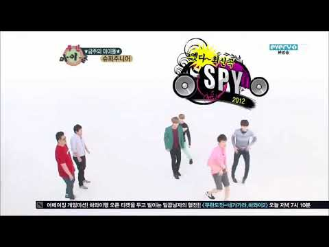 Super Junior Hates SPY Moments Compilation