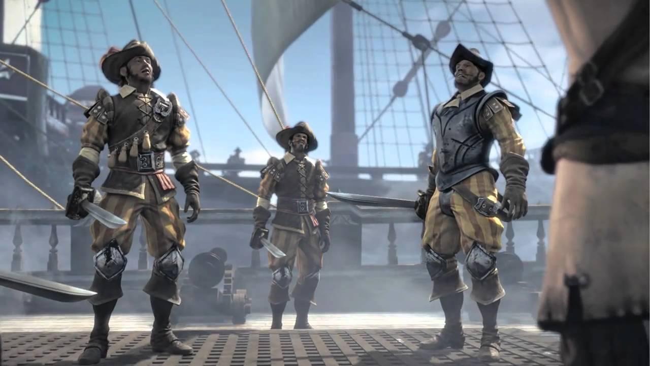 Игры наподобие пиратов карибского моря