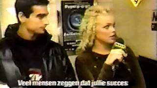 Backstreet Boys - 1996 - Live & Kicking (@_BoysOnTheBlock)