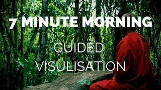 7 Minute Morning Guided Visualization: Inner Director Meditation