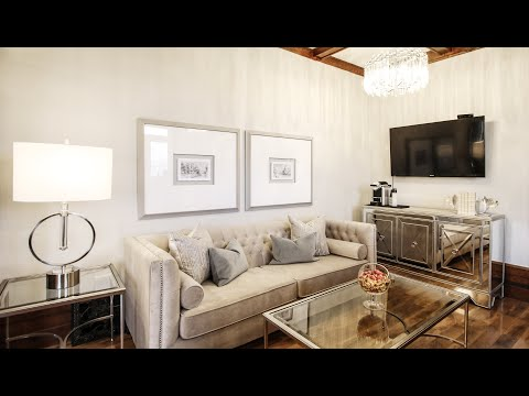 Sitting Room Makeover - Kimmberly Capone Interior Design