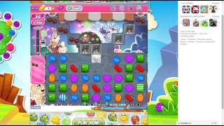 candy crush saga level 1405 no booster 2 stars 94 k pts
