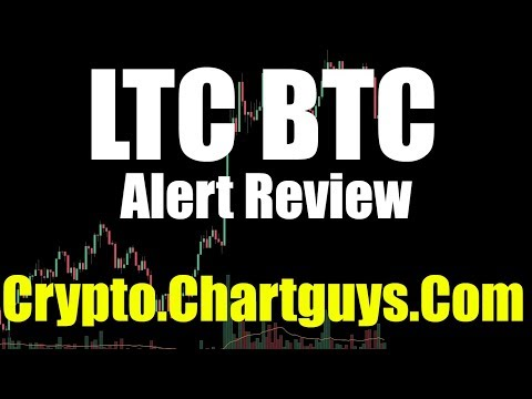 LTC BTC Alert Review & Walkthrough.   Feb 26th Discussion