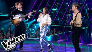 """Download New Hope Club i Carla Fernandes - """"Know Me Too Well""""   The Voice Kids Poland 3"""