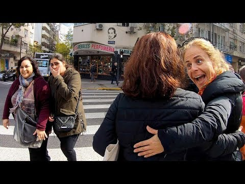 Buenos Aires, Argentina — City Walking Tour【4K】🇦🇷
