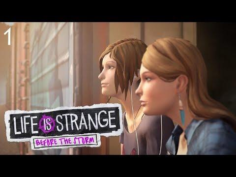 HELLA CRINGE - LIFE IS STRANGE BEFORE THE STORM - EPISODIO 1 thumbnail