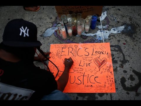 What really led to the choking death of Eric Garner?