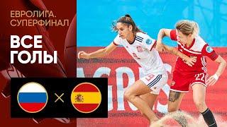 11 09 2021 Россия Испания Обзор матча женской Евролиги