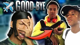 BOTH OF MY BROTHERS ARE LEAVING ME... 🤦🏼♂️ *Saying Goodbye*