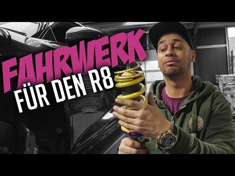 JP Performance - Fahrwerk für den R8 | Audi R8