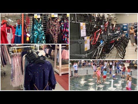 Турция 2019. Магазины H&M и DECATHLON (спортивная одежда, велосипеды... )