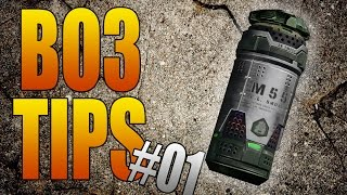 BO3 Tips Ep. 1: Smoke Screen is Beast! (Black Ops 3 Tips and Tricks)