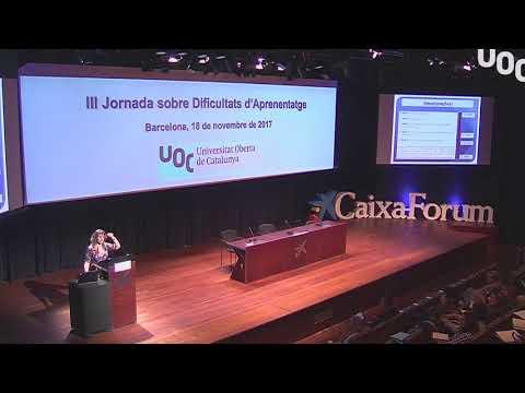 III Jornada sobre Dificultats d'aprenentatge. Clara Andrés