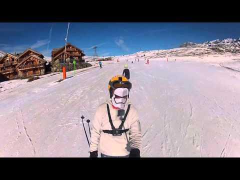 Alpe d'Huez Video Snow Report: 20th December 2015