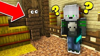 He somehow NEVER found me here... (Minecraft Murder Mystery Camo Trolling)