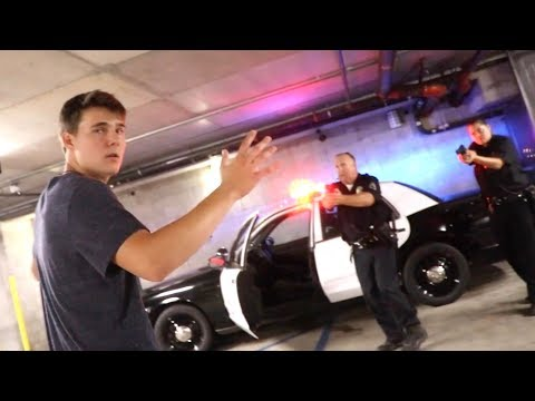 Thumbnail: INTENSE STANDOFF WITH THE POLICE!!