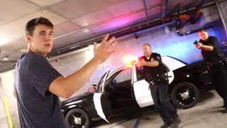 INTENSE STANDOFF WITH THE POLICE!! thumbnail