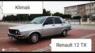Renault 12 TX İnceleme Test (Klimalı)