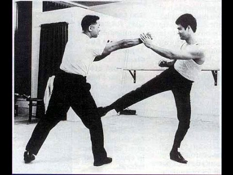 Bruce Lee -Real Life Story  (Bruce fights Wong Jack Man ,24-25)   Incredible story !!!!!