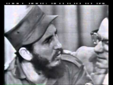 Fidel Castro on Face the Nation