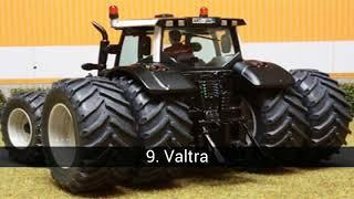 सबै भन्दा राम्रो ब्रान्डहरु को कृषि ट्रयाक्टर
