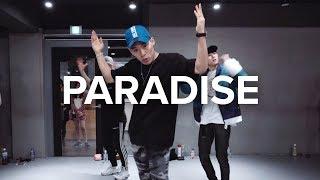 Paradise - G2 ft. Sway D & Reddy / Koosung Jung Choreography