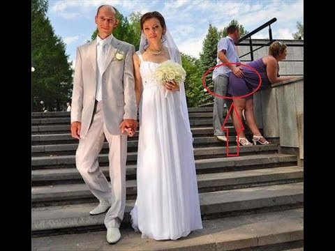 lustige Hochzeit  