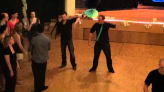 Joachim Armbruster & Christpher Stimson Freaking out @ German World of Dance 2012 Social Dancing