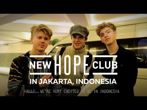 NEW HOPE CLUB IN JAKARTA, INDONESIA 2018