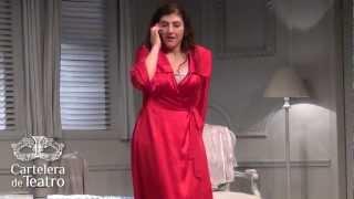 La voz humana - Obra de teatro con Karina Gidi en el Teatro Orientación