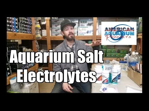 Aquarium Salt For Freshwater- Fish Electrolytes