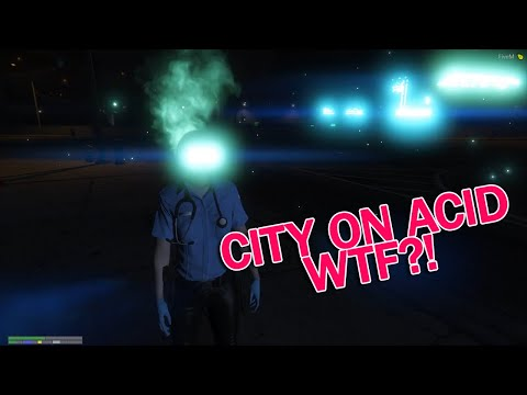 JACOB MAKES CITY TRIP ON ACID! | GTA 5 RP NoPixel Funny Moments & Highlights #13 (GTA 5 Roleplay)