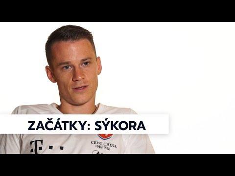 Začátky v repre: Jan Sýkora