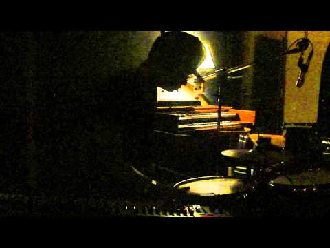 Deantoni Parks @ Dublab 15th Anniversary Party - Technoself - Black Axioms (Excerpt 1)