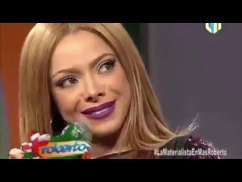 """La Materialista  """"Entrevista En + Mas Roberto"""""""