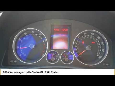 2006 Volkswagen Jetta Sedan Mineral Wells TX, Weatherford TX, Wichita Falls TX CV1222A