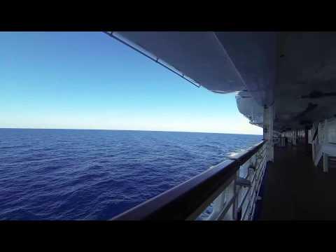 Go Pro ship tour