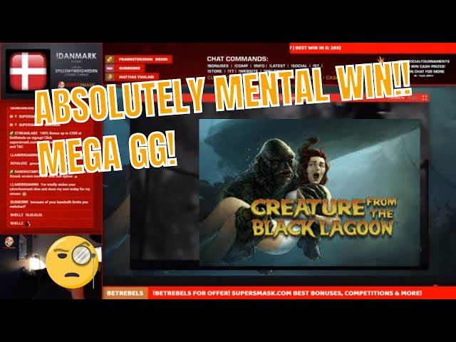 Creature goes MENTAL!! EPIC Win!!