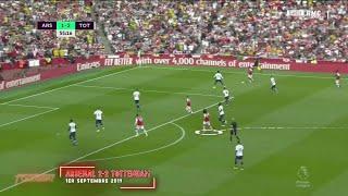 Masterclass : le récital de Guendouzi lors du derby londonien face à Tottenham (Footissime)