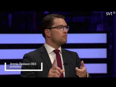 Hela Partiledardebatten 2016-05-29