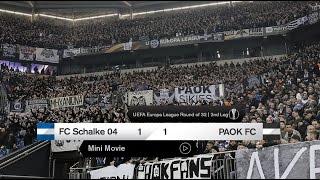 ΠΑΟΚ Fans Vs Σάλκε - Τhe Mini Movie - PAOK TV