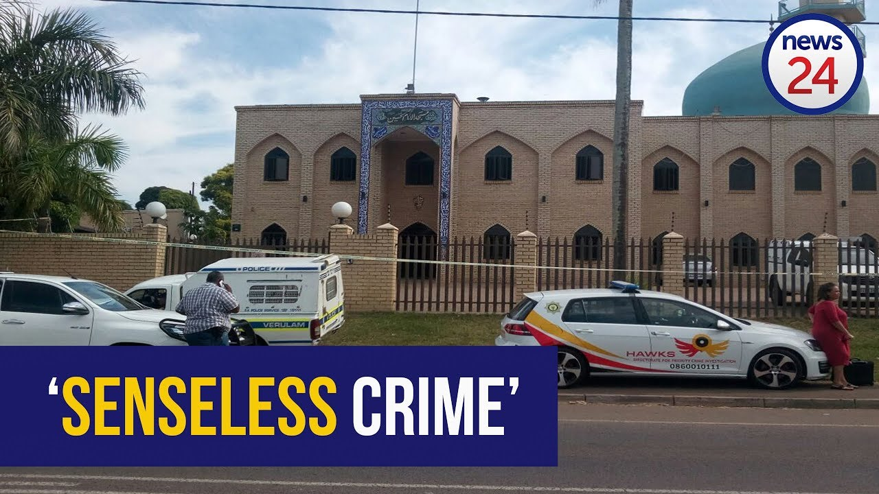 Verulam mosque attack: 'First they prayed, and then they wanted to