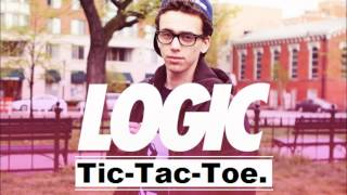 Logic - Tic Tac Toe Instrumental + Download Link